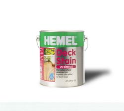 - Hemel Deck Stain White