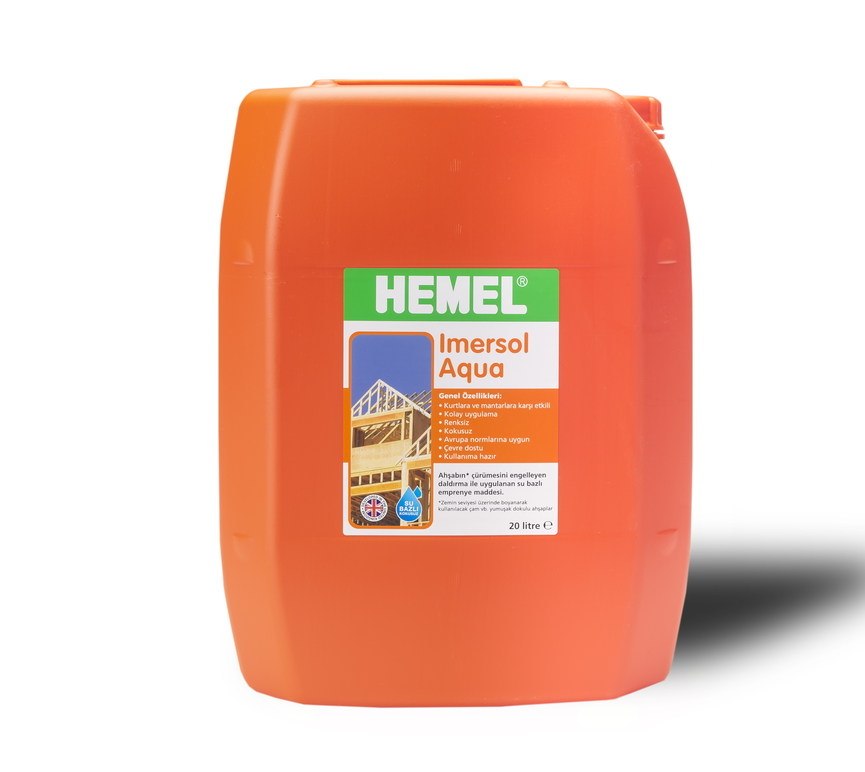 Hemel Imersol Aqua - Dipping Wood Preserver