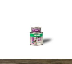 - Hemel Wood Oil Castle Brown - Renkli Parke & Mobilya Yağı