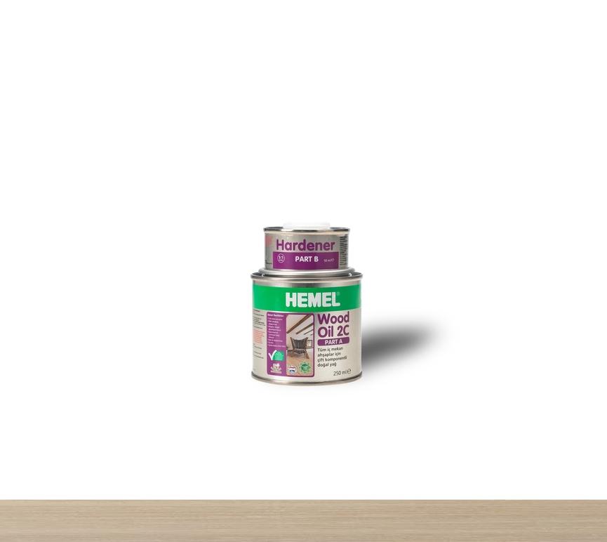 Hemel Wood Oil Chalk White