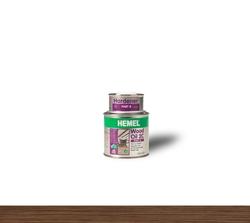 - Hemel Wood Oil 2C Chocolate - Renkli Parke & Mobilya Yağı