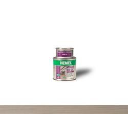 - Hemel Wood Oil 2C Light Grey - Renkli Parke & Mobilya Yağı