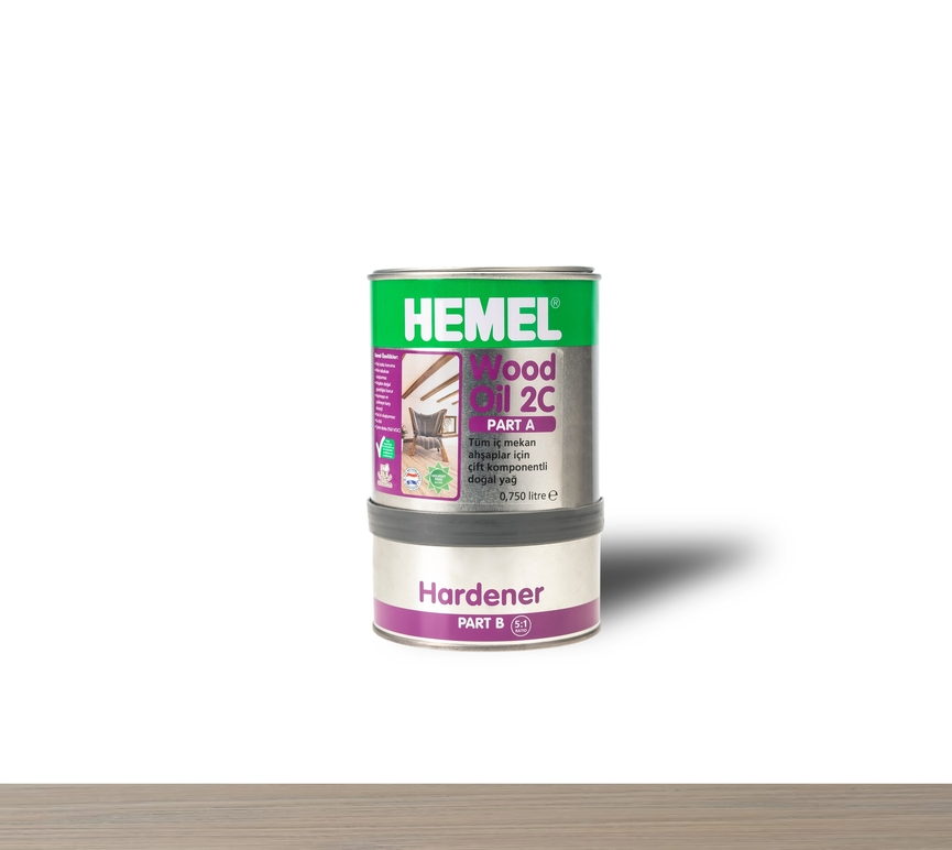 Hemel Wood Oil 2C Light Grey