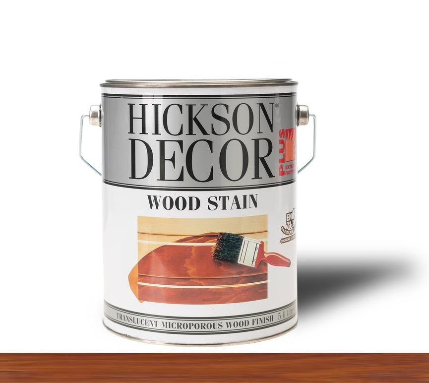 Hickson Decor Ultra Wood Stain Teak - Renkli Ahşap Vernik