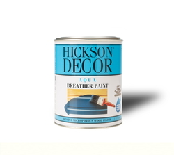- Hickson Decor Aqua Breather Paint Polar White High-Gloss