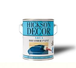 Hickson Decor Aqua Breather Paint Polar White High-Gloss