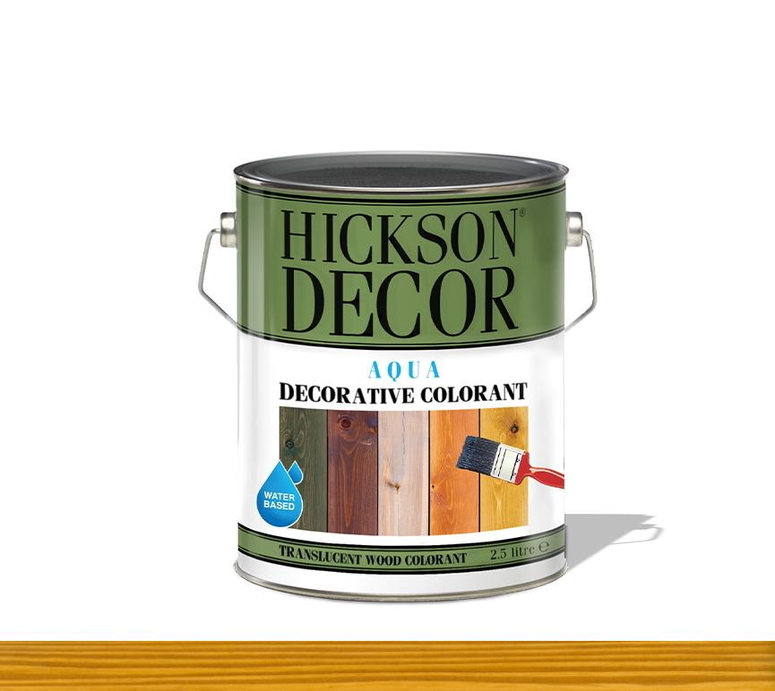 Hickson Decor Aqua Colorant Ahşap Renklendirici HD 2011