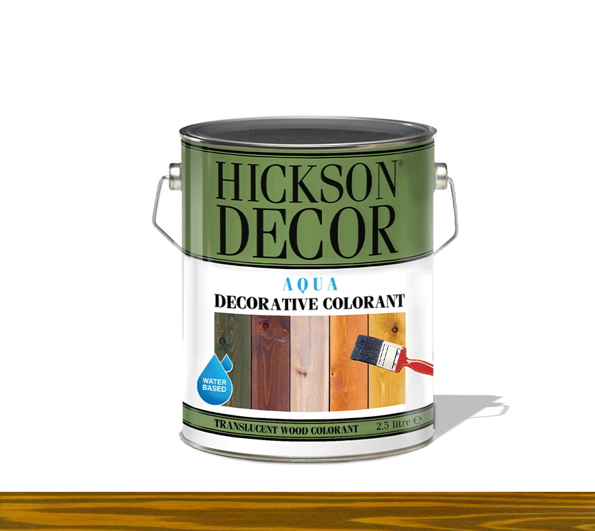 Hickson Decor Aqua Colorant Ahşap Renklendirici HD 2013