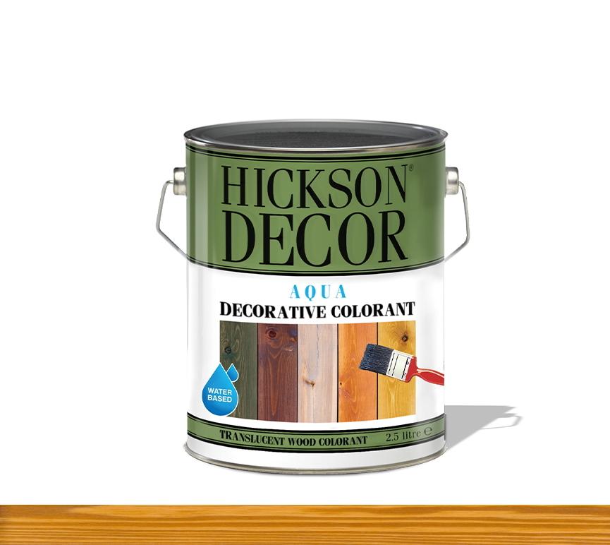 Hickson Decor Aqua Colorant Ahşap Renklendirici HD 2021