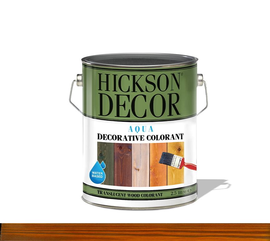 Hickson Decor Aqua Colorant Ahşap Renklendirici HD 2022