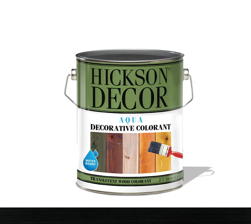 Hickson Decor Aqua Colorant Ahşap Renklendirici HD 2033