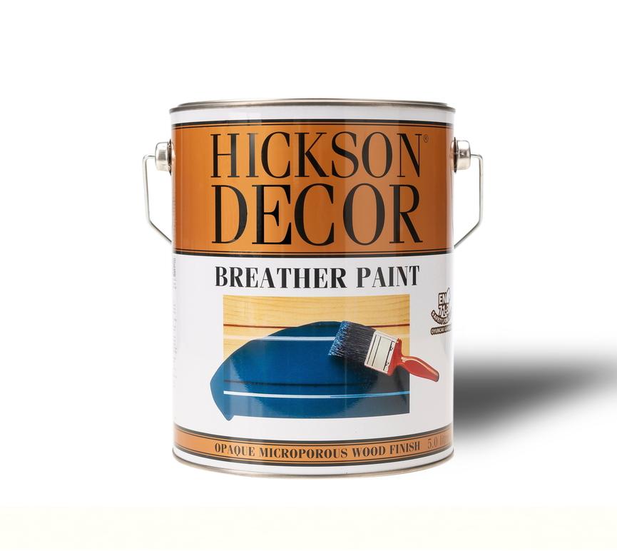 Hickson Decor Breather Paint Polar White Parlak -Ahşap Boyası
