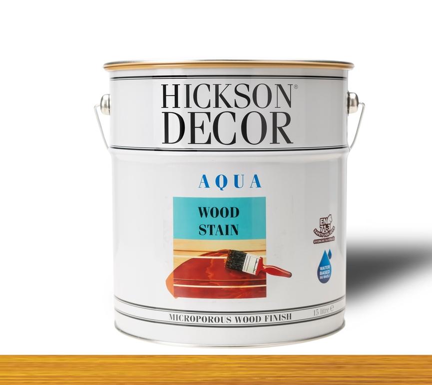 Hickson Decor Ultra Aqua Wood Stain Antique Pine - Renkli Ahşap Vernik