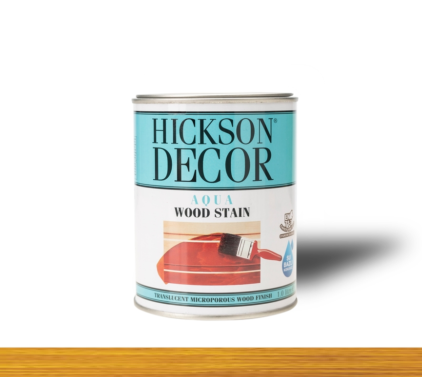 Hickson Decor Ultra Aqua Wood Stain Antique Pine