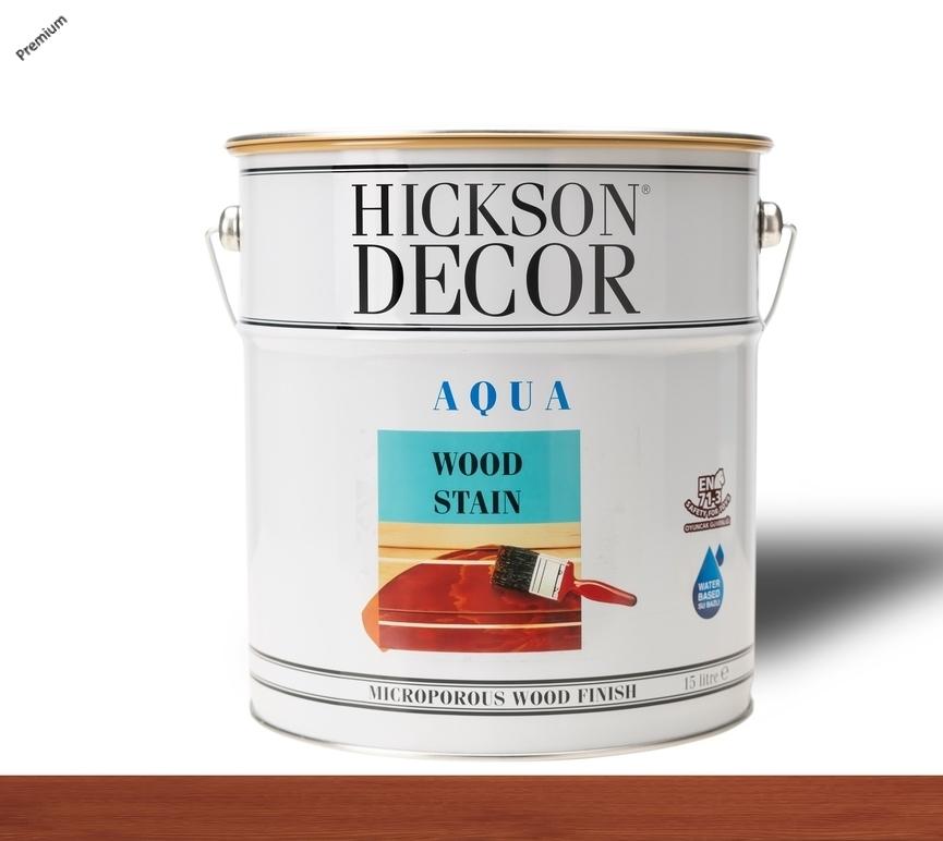 Hickson Decor Ultra Aqua Wood Stain Baltic - Renkli Ahşap Vernik