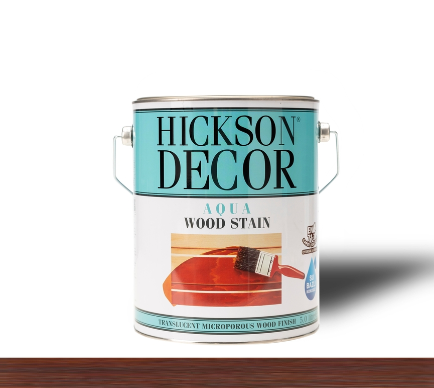 Hickson Decor Ultra Aqua Wood Stain Burma