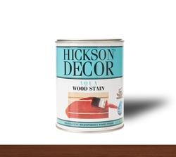 - Hickson Decor Ultra Aqua Wood Stain Chestnut - Renkli Ahşap Vernik