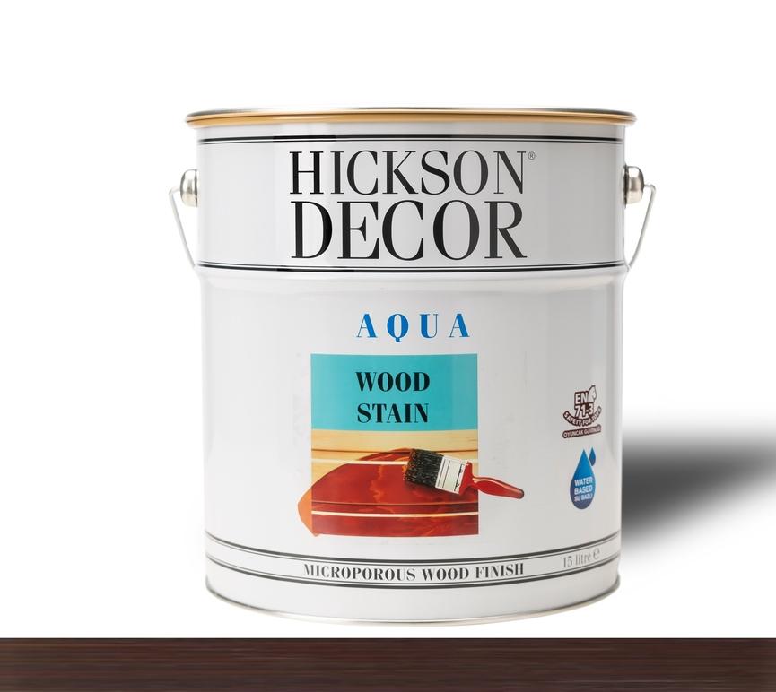 Hickson Decor Ultra Aqua Wood Stain Creol - Renkli Ahşap Vernik