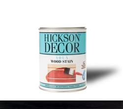 - Hickson Decor Ultra Aqua Wood Stain Ebon