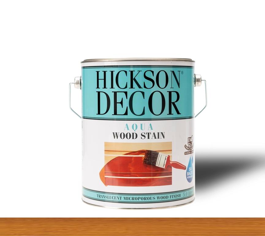 Hickson Decor Ultra Aqua Wood Stain Light - Renkli Ahşap Vernik