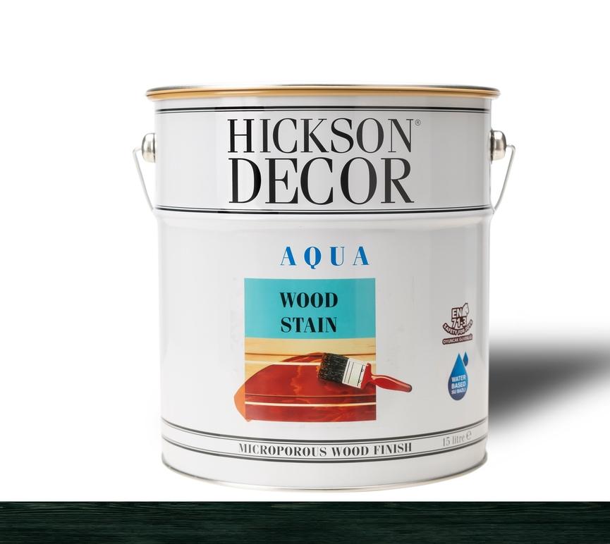 Hickson Decor Ultra Aqua Wood Stain Ocean - Renkli Ahşap Vernik