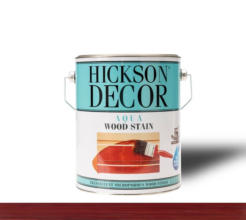Hickson Decor Ultra Aqua Wood Stain Rosewood