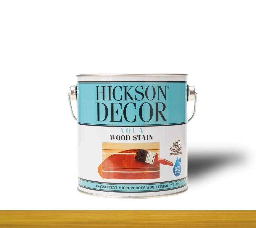 Hickson Decor Ultra Aqua Wood Stain Tanalith Green - Renkli Ahşap Vernik