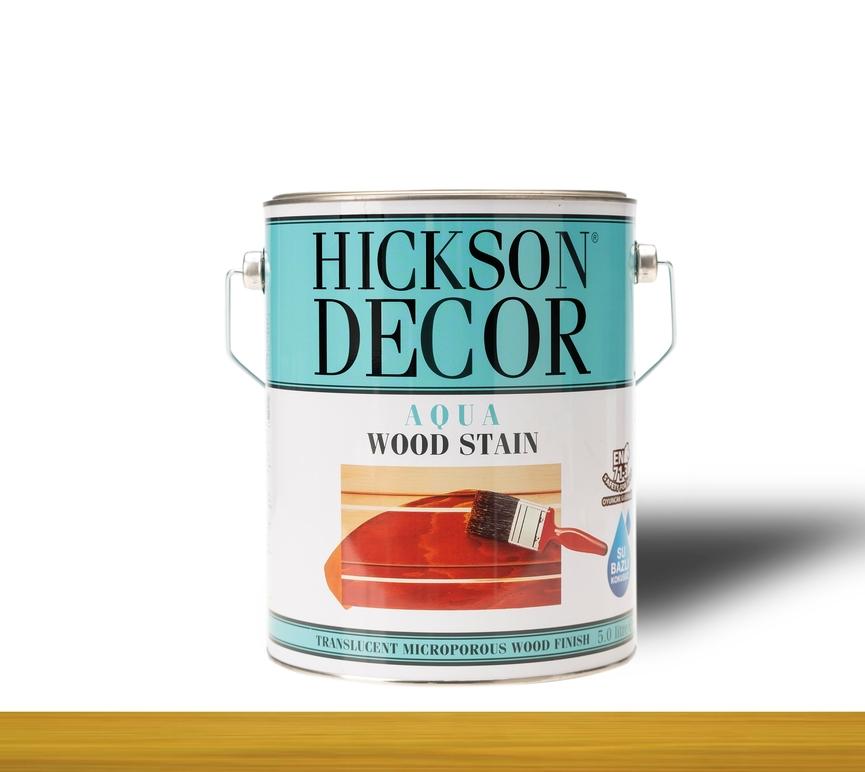 Hickson Decor Ultra Aqua Wood Stain Tanalith Green