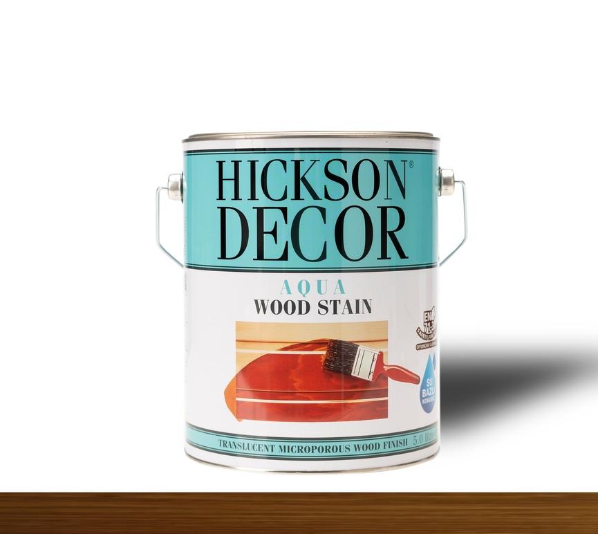 Hickson Decor Ultra Aqua Wood Stain Tanatone Brown