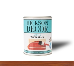 - Hickson Decor Ultra Aqua Wood Stain Teak - Renkli Ahşap Vernik