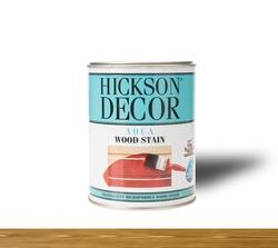 - Hickson Decor Ultra Aqua Wood Stain Walnut - Renkli Ahşap Vernik