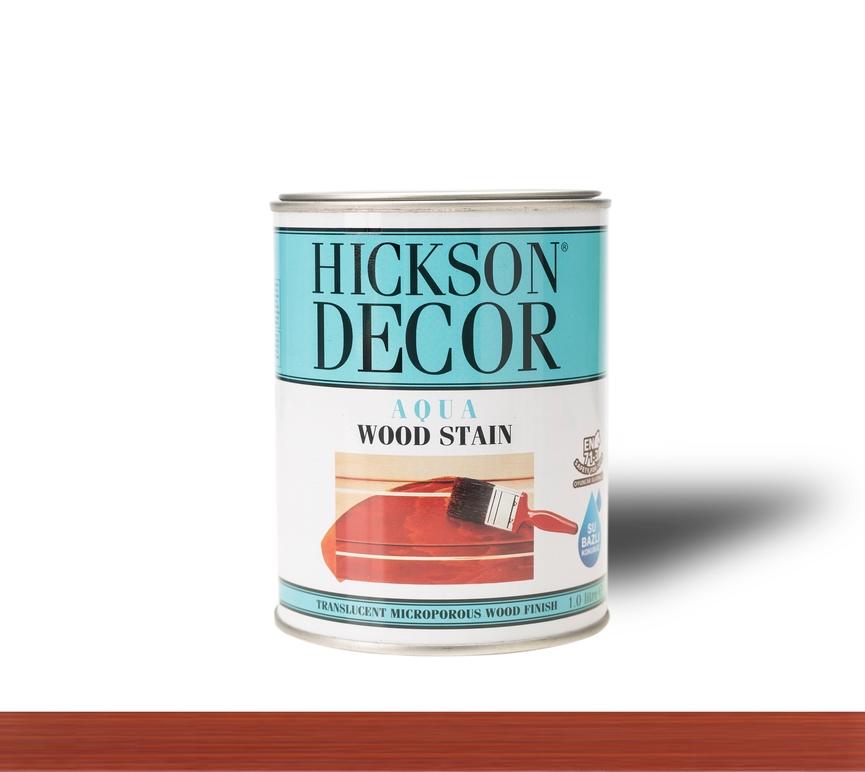 Hickson Decor Ultra Aqua Wood Stain Western - Renkli Ahşap Vernik