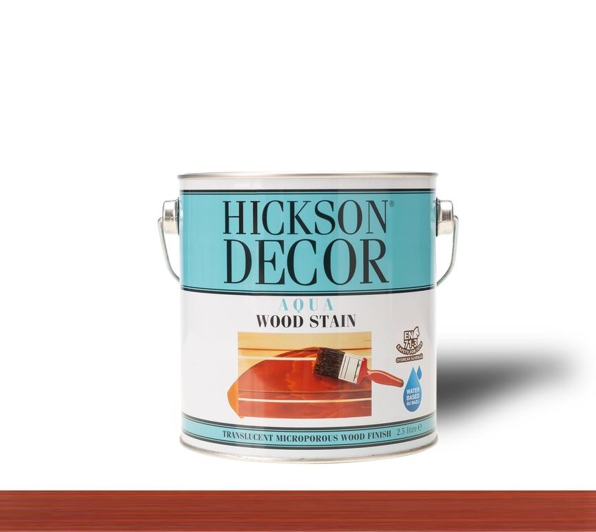 Hickson Decor Ultra Aqua Wood Stain Western