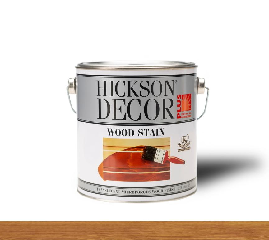 Hickson Decor Ultra Wood Stain Afrormosia - Renkli Ahşap Vernik