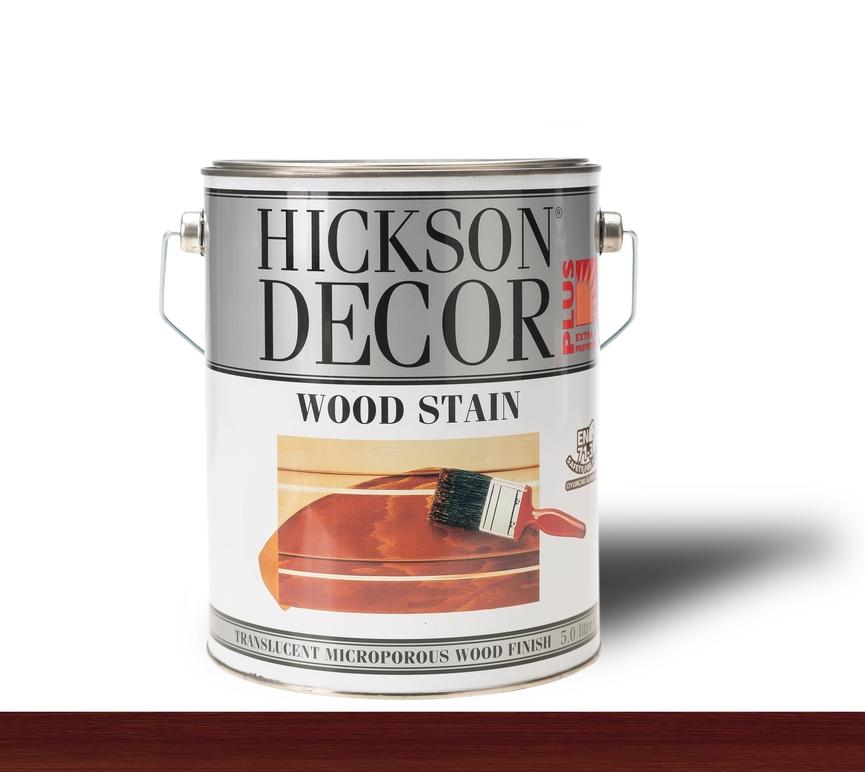 Hickson Decor Ultra Wood Stain Akajou - Renkli Ahşap Vernik
