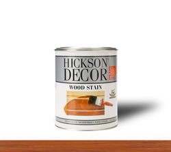 - Hickson Decor Ultra Wood Stain Chestnut - Renkli Ahşap Vernik