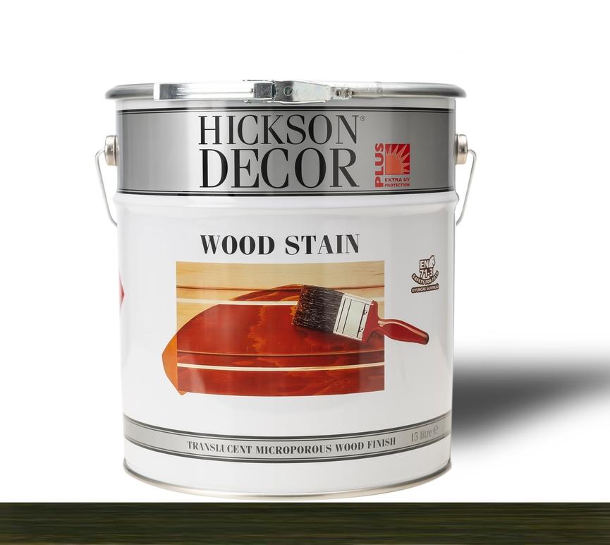 Hickson Decor Ultra Wood Stain Jade - Renkli Ahşap Vernik