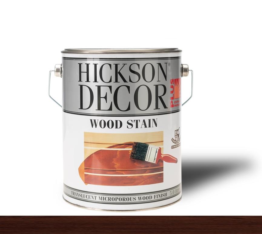 Hickson Decor Ultra Wood Stain Mahog - Renkli Ahşap Vernik