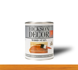 - Hickson Decor Ultra Wood Stain Natural - Renkli Ahşap Vernik
