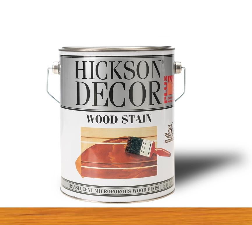 Hickson Decor Ultra Wood Stain Natural - Renkli Ahşap Vernik