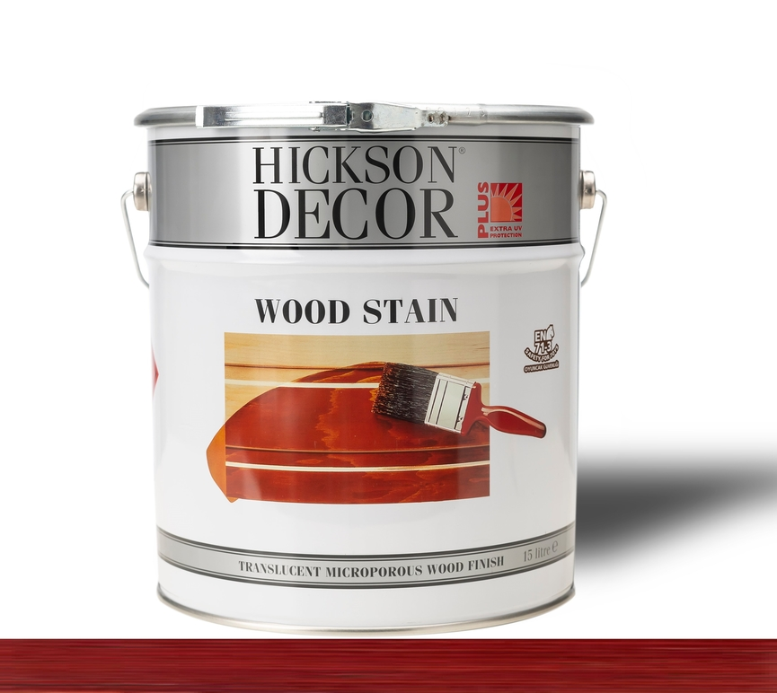 Hickson Decor Ultra Wood Stain Rosewood