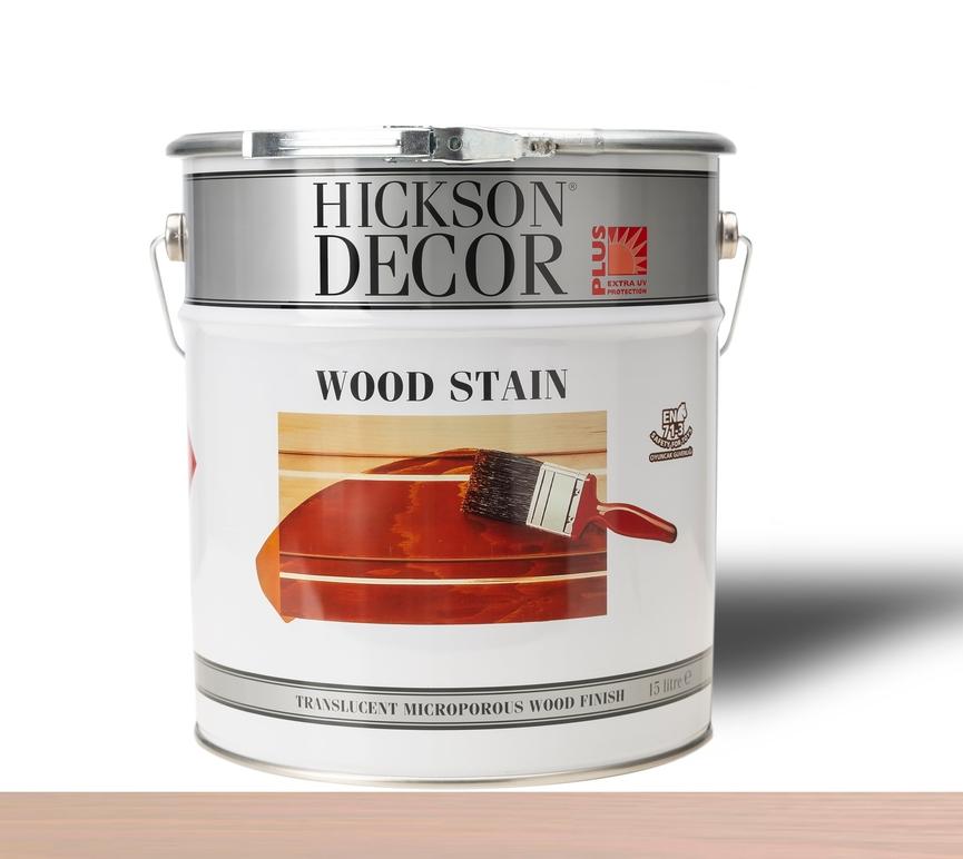 Hickson Decor Ultra Wood Stain Warm Grey - Renkli Ahşap Vernik