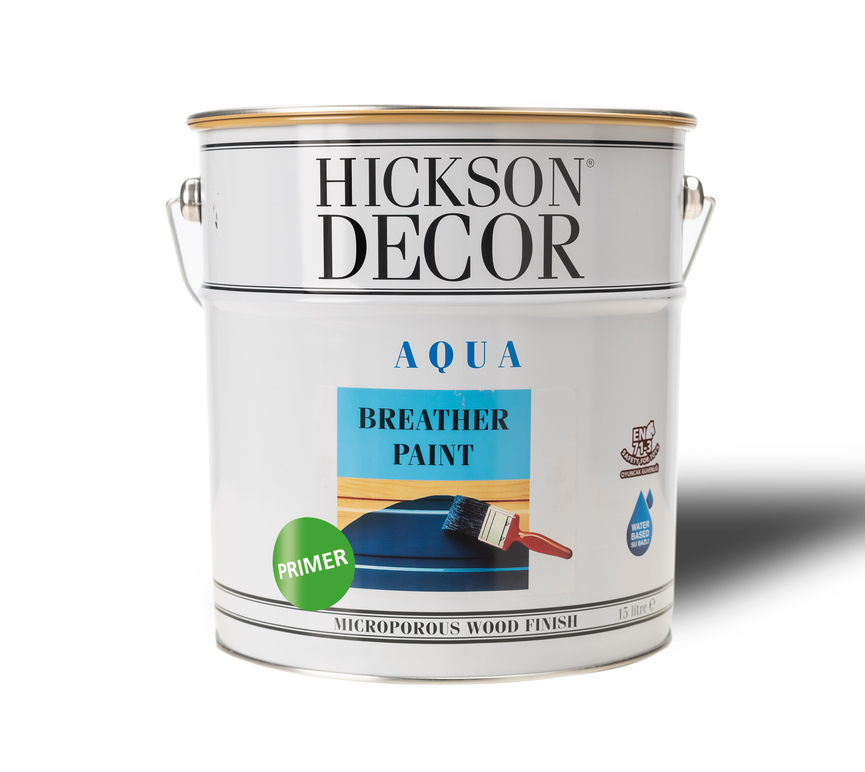Hickson Decor Aqua Universal Primer - Örtücü Ahşap Astarı