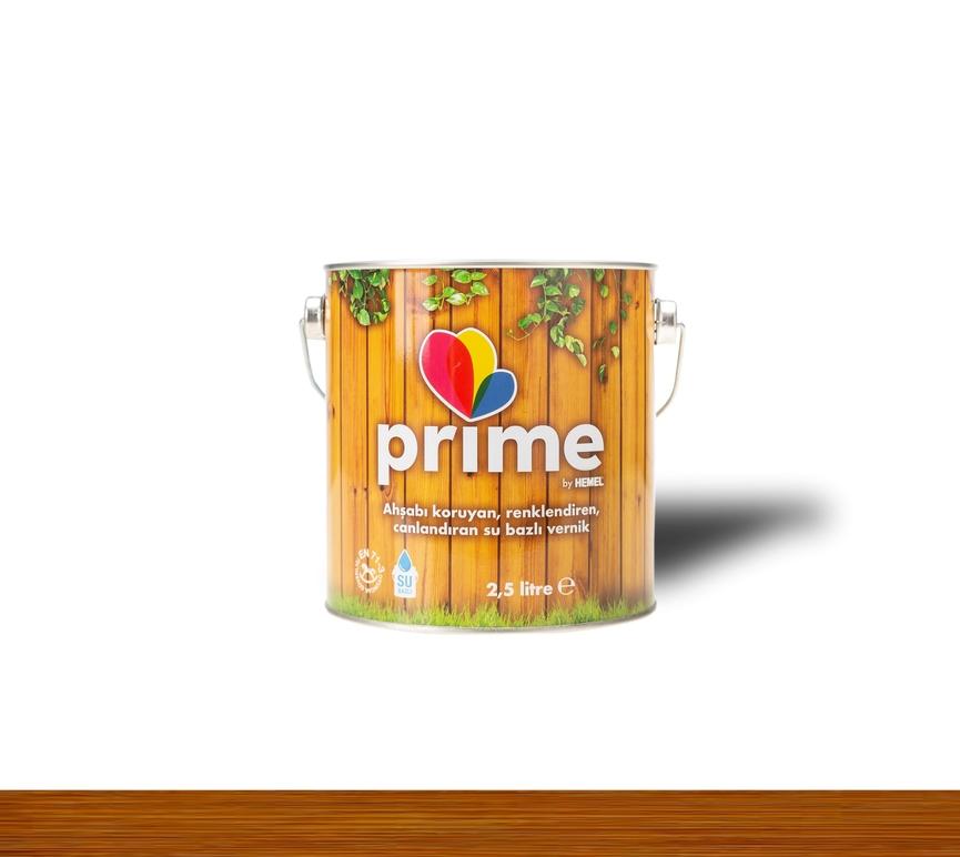 Prime Su Bazlı Ahşap Vernik - Burma