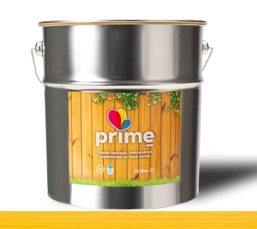 Prime Su Bazlı Ahşap Vernik - Çam