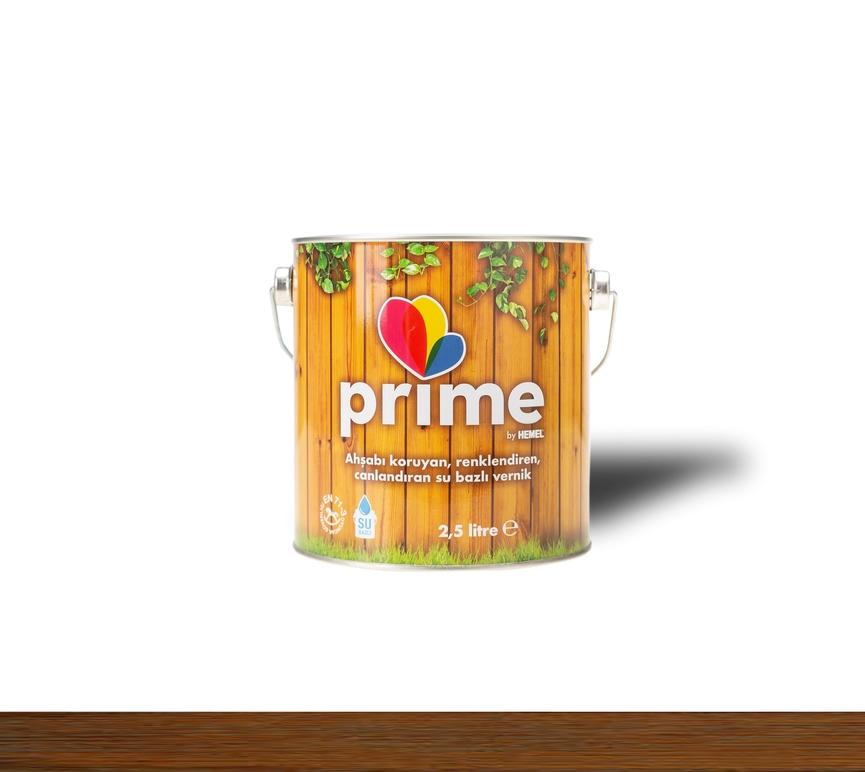 Prime Su Bazlı Ahşap Vernik - Ceviz