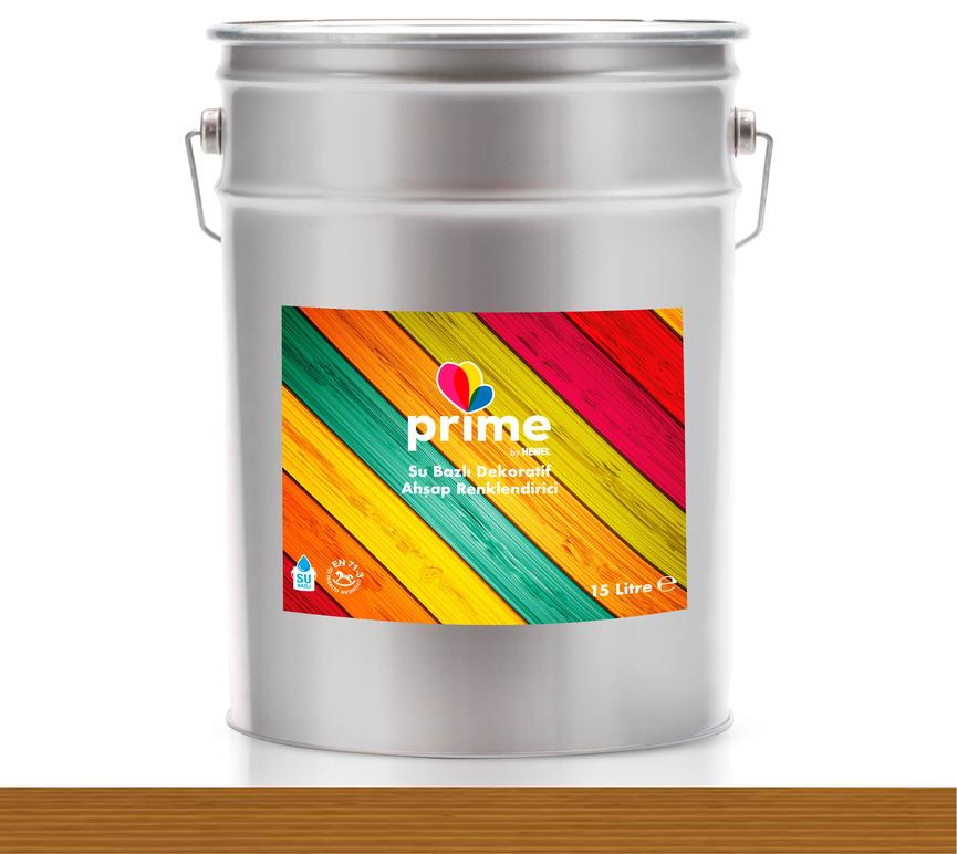 Prime Dekoratif Ahşap Renklendirici SA 1111 Açık Ceviz