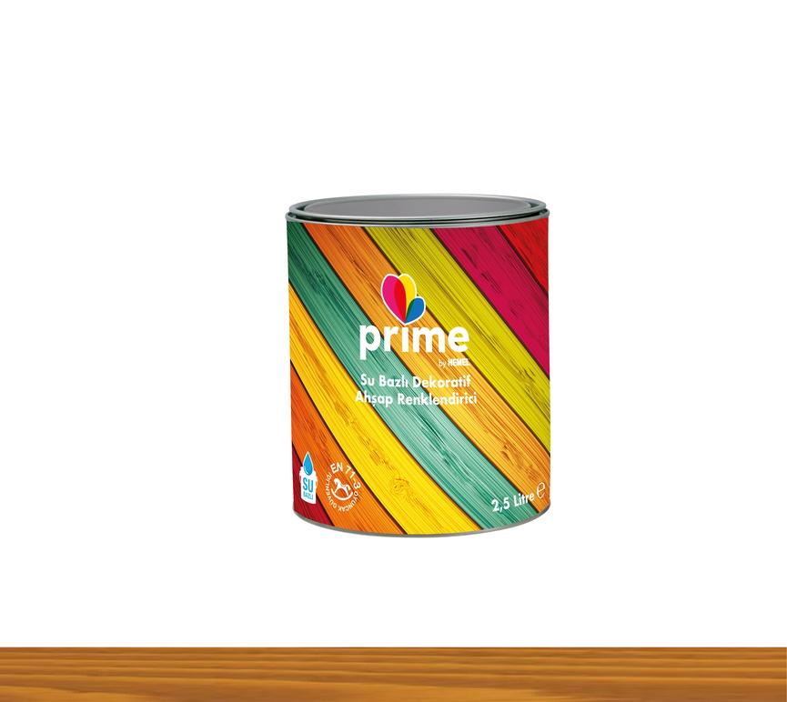 Prime Dekoratif Ahşap Renklendirici SA 1121 Tik