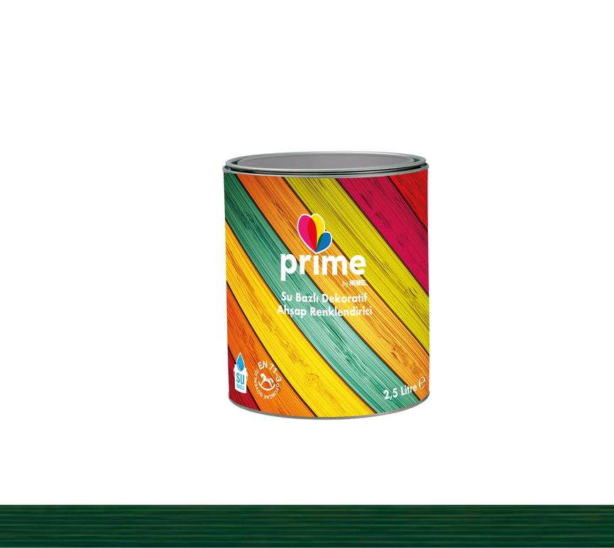 Prime Dekoratif Ahşap Renklendirici SA 1166 Yeşil