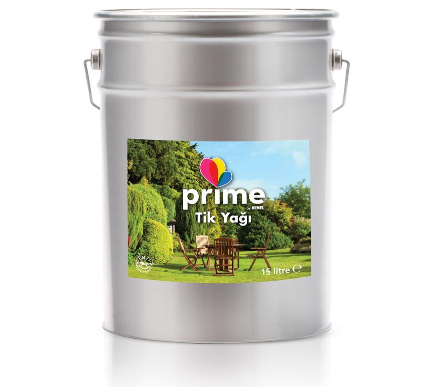 Prime Tik Yağı - Şeffaf